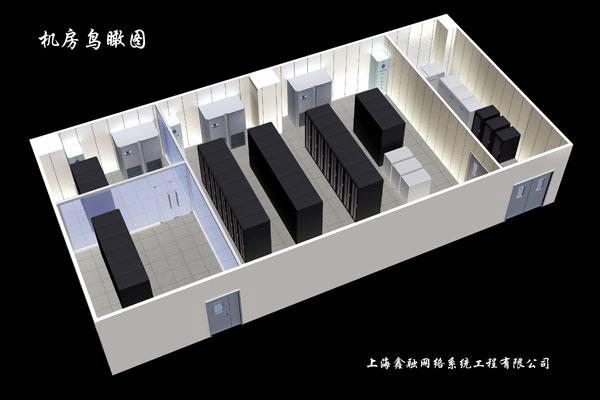 机房的搬迁                   上海鑫融网络科技股份有限公司