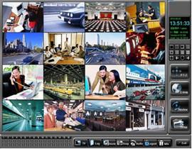 视频监控,远程监控