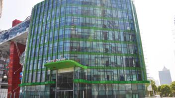 美特斯邦威上海总部新办公楼