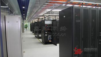 新康辉旅游集团总部机房建设