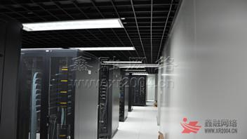 天平汽車上海數據中心機房建設