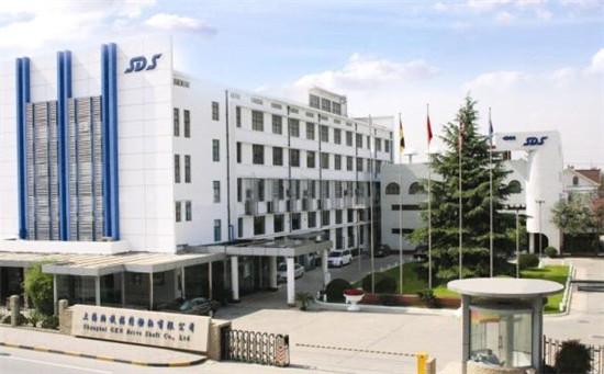 上海纳铁福申江工厂扩建项目综合布线工程