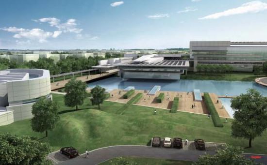 巨人科技园区项目二期弱电工程项目