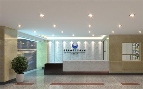 长城资产办公楼弱电工程项目