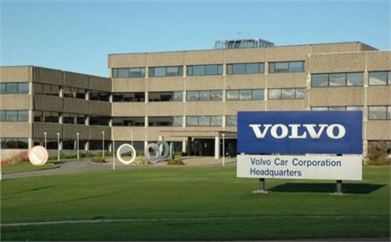 沃爾沃汽車弱電工程項目