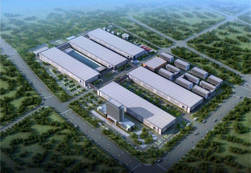 东山精密盐城生产基地智能化项目