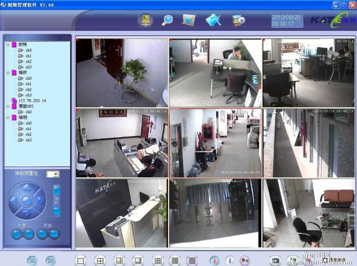 视频监控_视频监控系统成安防重要一环